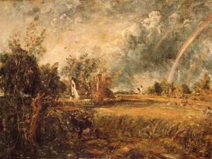 Constable's work (1830–7), from the Lady Lever Gallery, Port Sunlight