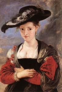Rubens, 'The Straw Hat' (National Gallery, London)