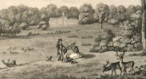 Bulstrode Park in 1787