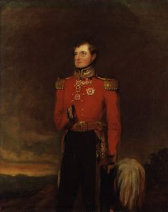 Lord Raglan, with his empty right sleeve, by George Salter (Credit: National Portrait Gallery)