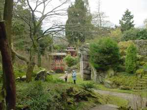 'China' at Biddulph Grange.