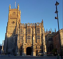 St John the Baptist, Cirencester.