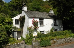 Dove Cottage today. (Credit: The Wordsworth Trust)