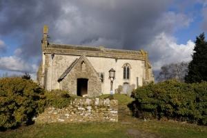 St John the Baptist, Inglesham, Wiltshire.