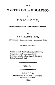 Title pages ...