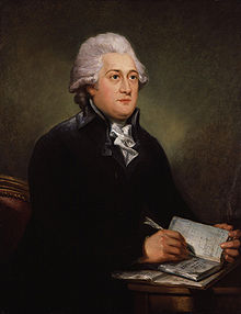 Thomas Clarkson, by Karl Frederick von Breda. (Credit: National Portrait Gallery)