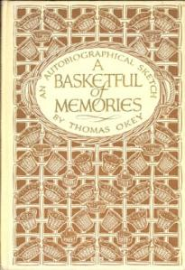 A Basketful of Memories, 1930.