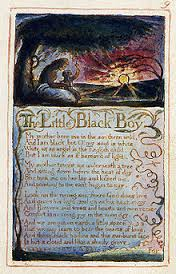 The opening page of Blae's poem.