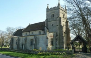 The church of St Andrew, Soham, today