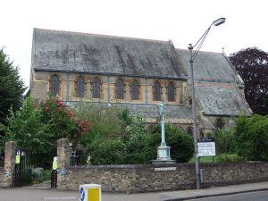 St Giles' church, Cambridge