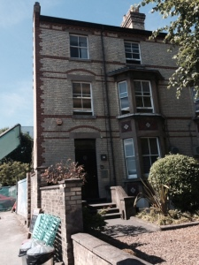 This short Victorian terrace is empty and on the verge of demolition, despite heroic efforts by local residents to save it.