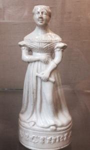 Queen Victoria in bottle form