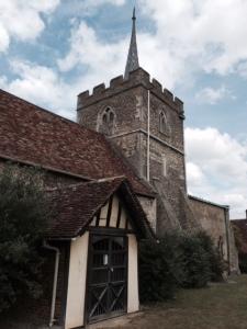 St John's church, Duxford