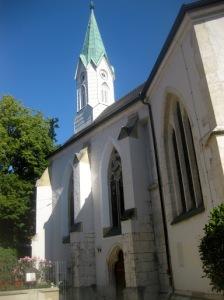 The Katharinsspital church