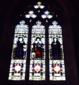 The complete window.