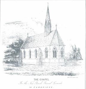 The mortuary chapel.