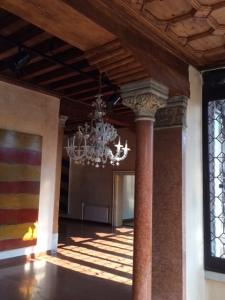 Palazzo Falier: piano nobile.