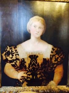 Palma Vecchio, portrait of Paola Priuli.