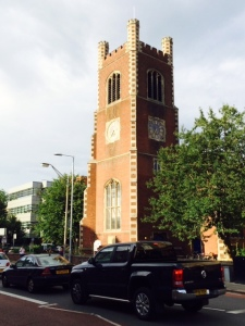 St Paul's church, Hills Road, Cambridge.
