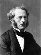 Sir George Gabriel Stokes.