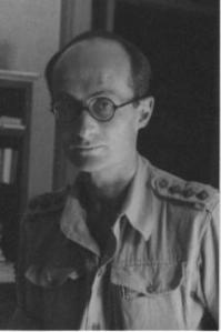 Enthoven during the war.