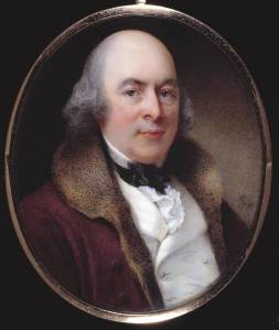 James Gandon, by Horace Hone. Credit: the Fitzwilliam Museum.
