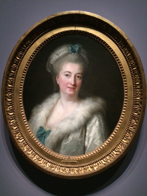 Vigée Le Brun's mother, painted by her c. 1774–8.