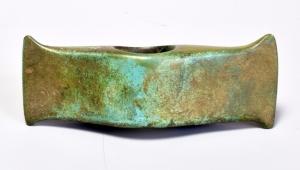 A Chalcolithic axe-head.