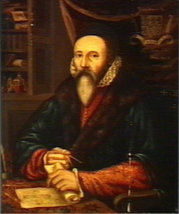 Dr John Dee (Credit: The Wellcome Library, London)