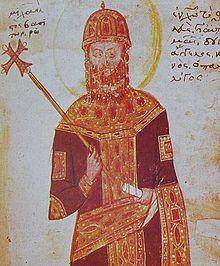 The Byzantine emperor Michael VIII Palaiologos (1223–82).
