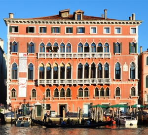 Palazzo Bembo, family home of the humanist and cardinal Pietro.