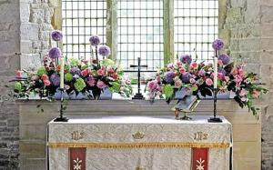 churchflowers