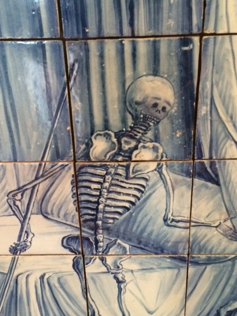 Death at bedside