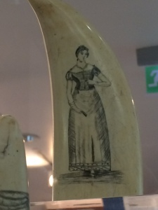 A Jane Austen lady.