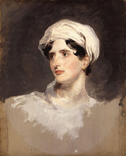 Maria Graham, by Sir Thomas Lawrence, 1819. Credit: National Portrait Gallery.