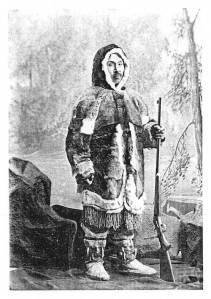 Ebierbing, a photograph appearing in Nourse's 1879 book.
