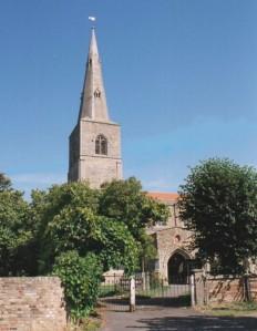 Fenstanton church
