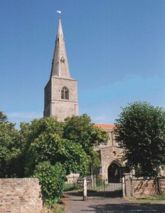Fenstanton church