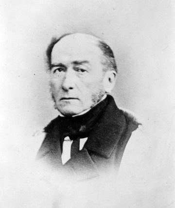 Sir John William Lubbock in 1860.