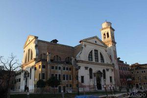 The church of San Trovaso.