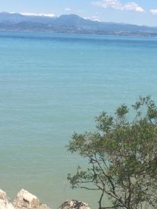View across Lake Garda.
