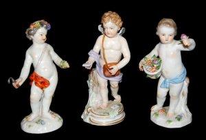 Meissen figurines ...