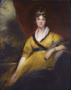 Sir Thomas Lawrence, Mary, Countess of Inchiquin, c.1800. (Private collection)