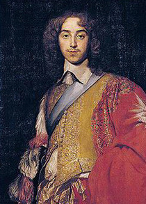 George Villiers, 2nd duke of Buckingham, as a young man.