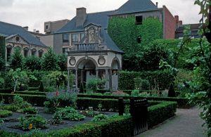 The garden of Rubens' house.