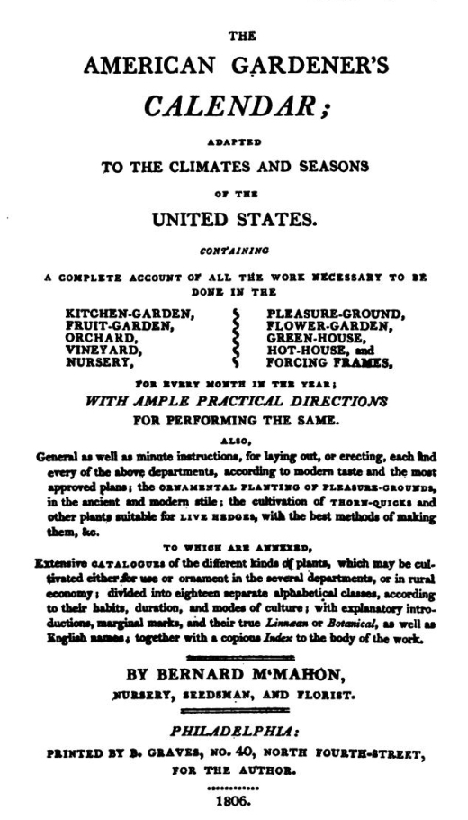 The title page of the first edition.