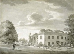 Mount Merrion House in its heyday. (Credit: the Fitzwilliam Museum)