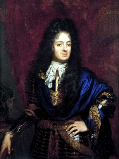 Fredinando, Grand Prince of Tuscany, by Niccolò Cassani, 1687. (Credit: Uffizi Gallery, Florence)